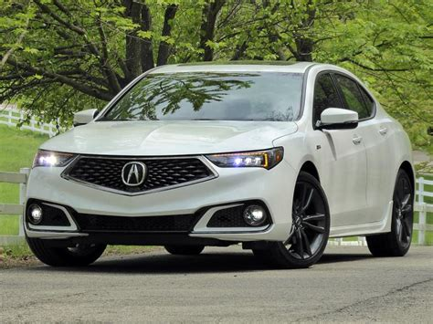 first drive 2018 acura tlx a spec ny daily news