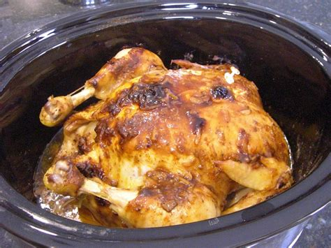 Crock Pot Chicken With Pan Gravy  An Easy Chicken Recipe