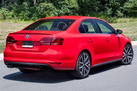 2014 Volkswagen Jetta Gli Rear View Photo 9