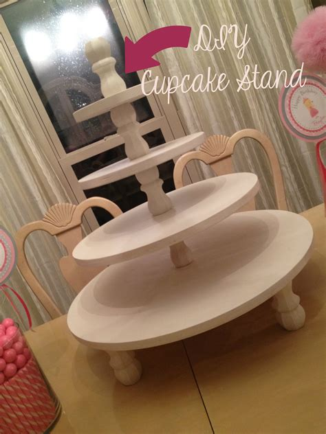 build a standing 25 diy cupcake stands with instructions guide patterns