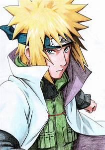 Minato Namikaze 4th Hokage | Daily Anime Art  Minato