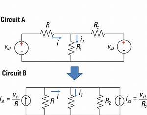 How To Work With Voltage Sources In Node-voltage Analysis