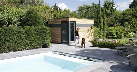 Moderne Poolhäuser by Design Gartenhaus Moderne Gartenh 228 User Schicke Gartensauna