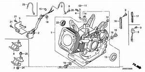Honda Engines Gx390k1 Qaa2 Engine  Jpn  Vin  Gcaa