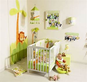 deco chambre bebe garcon jungle With exemple de decoration de jardin 4 deco chambre bebe jungle