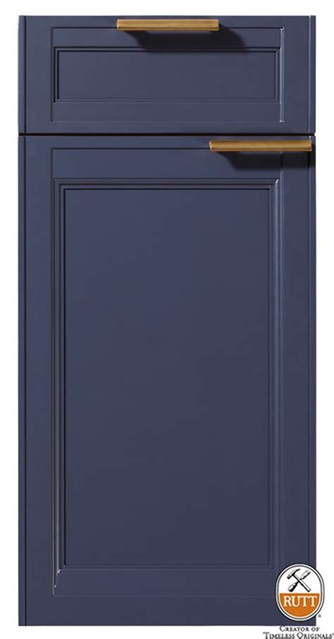 Rutt Cabinets Door Styles by Exeter Series Designed Exclusively For Rutt Handcrafted
