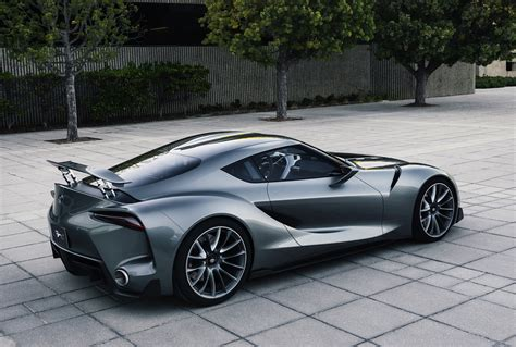 updated toyota ft  concept racy vision gt revealed