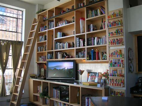 Antique Ladder Book Shelf