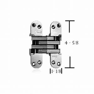 model 218 invisible hinge pair us builder supply With soss 218 template