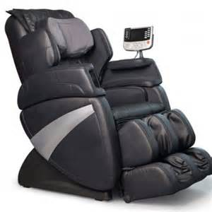 cozzia ec363e29 massage chair with zero gravity led remote