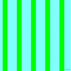 Mint Green and Yellow vertical lines and stripes seamless
