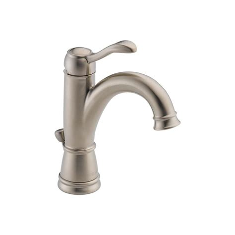 hansgrohe kitchen faucet replacement parts faucet com 15984lf bn in brushed nickel by delta