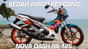 Bedah Honda Nova Dash Rs 125  Motovlog Indonesia