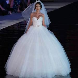 aliexpresscom buy corset top tulle ball gown wedding With wedding dress with glitter tulle