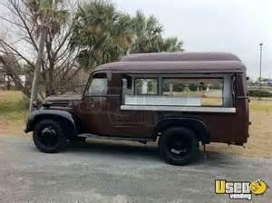 vintage brautkleider kã ln 1955 ford kã ln used food truck classic vending truck