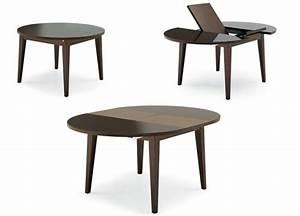 Tables Rondes Extensibles : table rabattable cuisine paris lit buzz l eclair ~ Teatrodelosmanantiales.com Idées de Décoration
