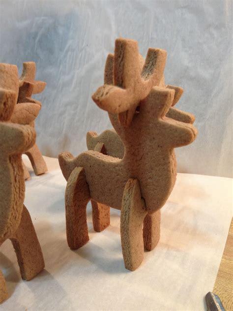 unknown orchard  gingerbread reindeer cookies