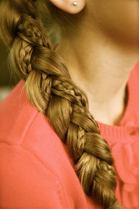 simple braid  micro braid accents braided hairstyles