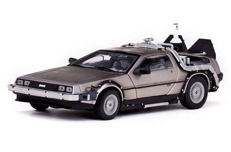 Back to the Future Time Machine DeLorean DMC 12 - Sun Star ...