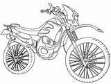 Motocross Coloring Transportation Pages Para Colorear Dibujos Motos Imprimir Gratis Malvorlagen Quad English Drawing Kb sketch template