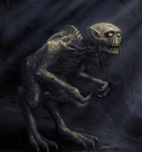 The Lovecraft Mythos Bestiary by K.L. Turner: February 2012