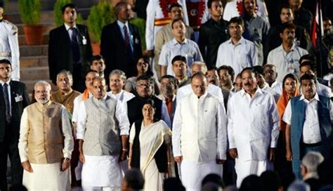 Modi New Cabinet Ministers by Narendra Modi Oath Taking Ceremony List Of Probable