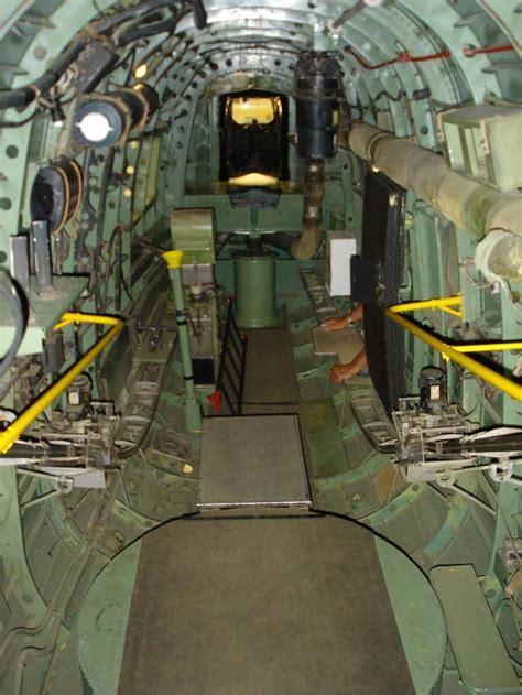 Avro lancaster interior photos