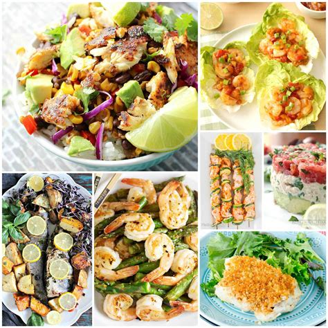 9 all time best healthy easy seafood and fish recipes