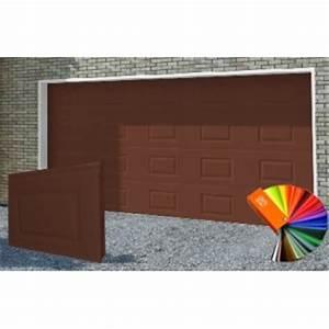 porte de garage sectionnelle 2500x3000 a prix discount With porte de garage discount