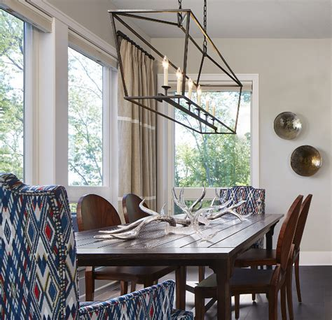Transitional Blue & White Interiors   Home Bunch Interior