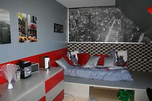 incroyable decoration chambre bebe garcon 7 d233co With ambiance chambre bebe garcon