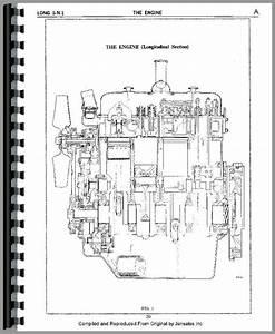 Long 1400 Tractor Loader Backhoe Service Manual