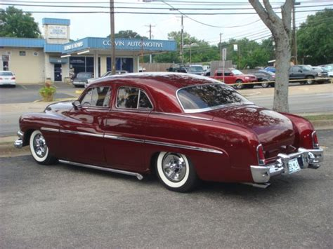 mercury  door sedan custom classic  sale