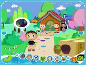 Super WHY PBS Kids Play