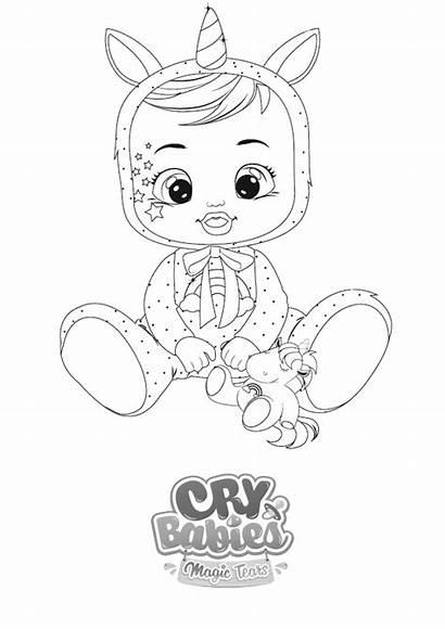 Dreamy Cry Babies Tears Magic Paint Toys