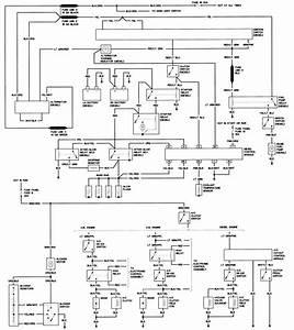 Diagram  1988 Ford Bronco Ii Transmission Wiring Diagram