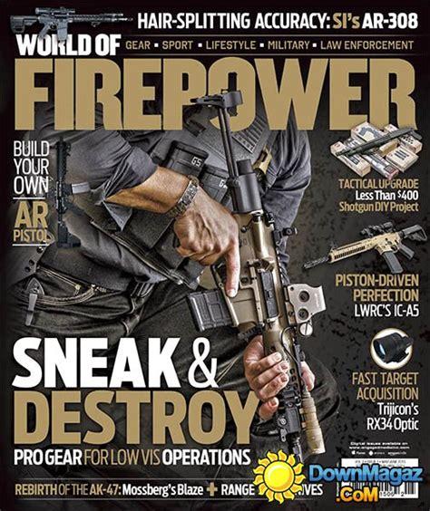 Kaos Fitness World Graphic 3 world of firepower may june 2015 187 pdf