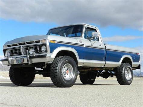 Ford Truck Gas Mileage by 1977 Ford Truck Gas Mileage