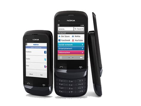 Nokia C2-02 price, specifications, features, comparison