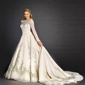 disney princess weddings irl 14 cinderella inspired ideas With wedding dress movie