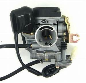 Carburetor Carb Gy6 Scooter Go Kart Moped Roketa Sunl 49cc