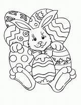 Coloring Pages Pdf Easter Popular sketch template
