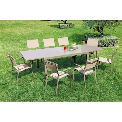 De Jardin Bricorama by Table Extensible Memphis R 233 F 2452174