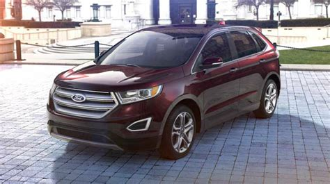 edge color 2017 ford edge color options