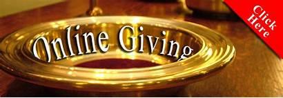 Giving Sda Church Maranatha Tithe Give Offerings