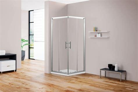 duschkabine glas eckeinstieg trendline duschkabine eckeinstieg easy 6 duschabtrennung