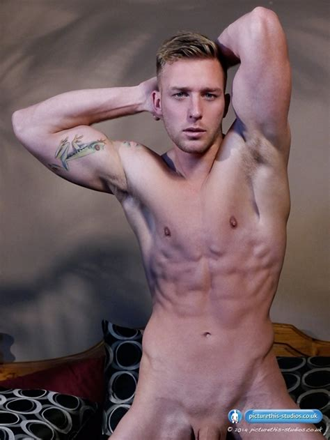 Jack Mason Large Uncut Cock 9 Inch Gay Porn Pictures
