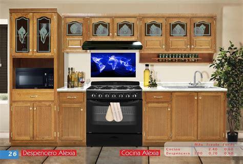 alacenas cocinas despenseros gabinetes lockres