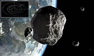 Newly-found asteroid the size of a bus is set to have a ...
