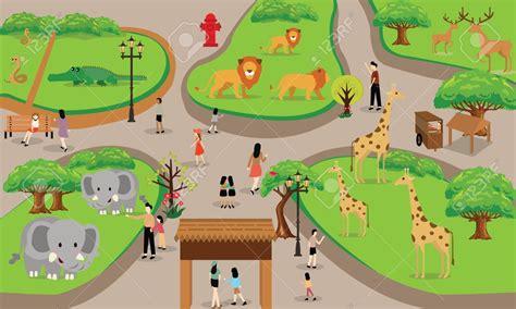 zoo cliparts   clip art webcomicmsnet